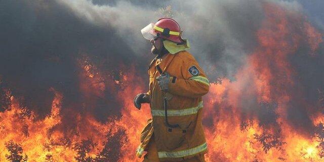 Començen els incendis d'Australia