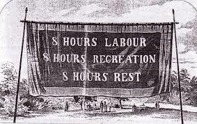 Aprobación de la jornada laboral de 8 horas