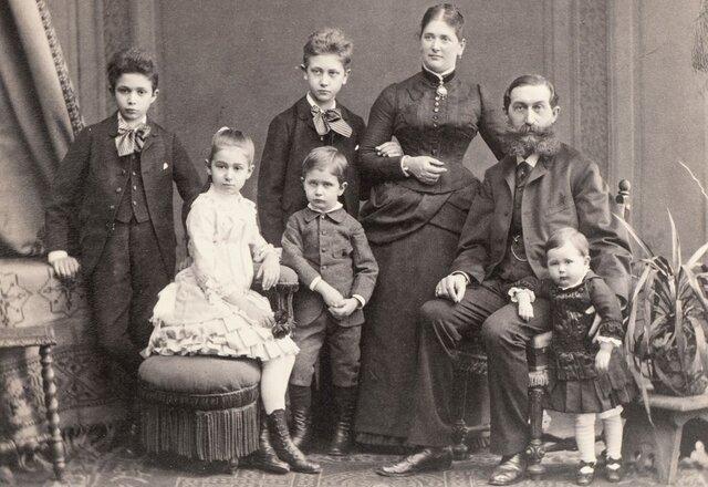 Nacimiento y Familia