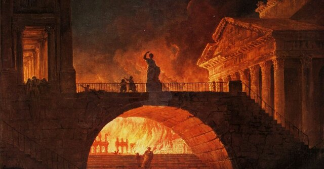 Gran Incendio de Roma