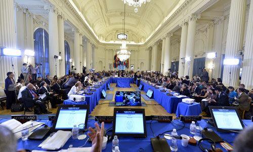 Asamblea General de la Organización de Estados Americanos