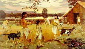 Ganadería (8000 A.C)