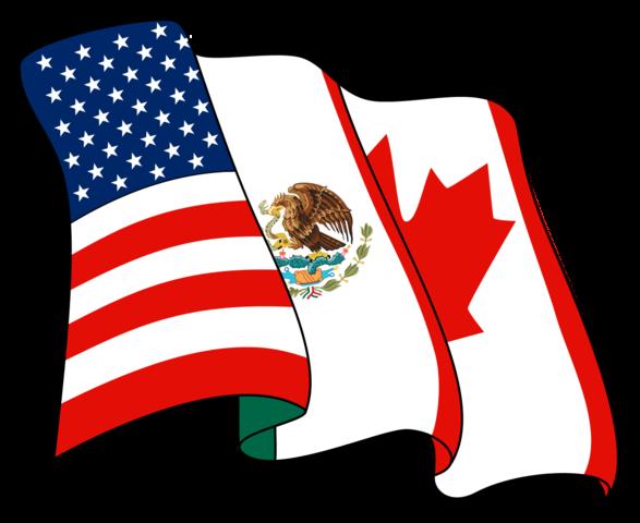 Tratado de Libre Comercio de América del Norte (TLCAN)