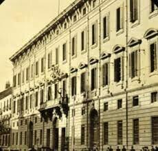 Creación del Ministerio de Trabajo