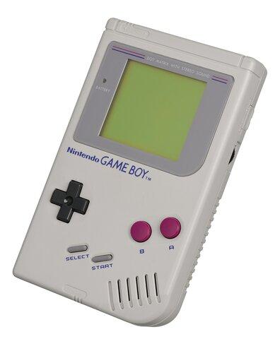 Nintendo desarrolla la Game Boy