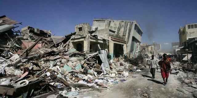 Terremot a Haití (climatològic)