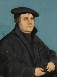 Lutero publica  su 95 Tesis