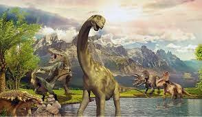 Dinosauruste ilmumine