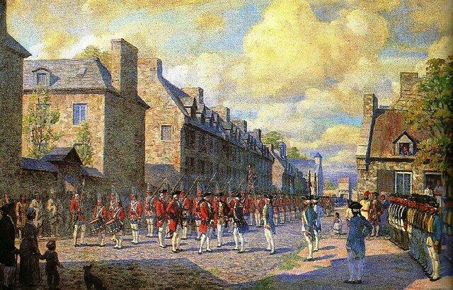 Capitulation de Montréal et de la Nouvelle-France