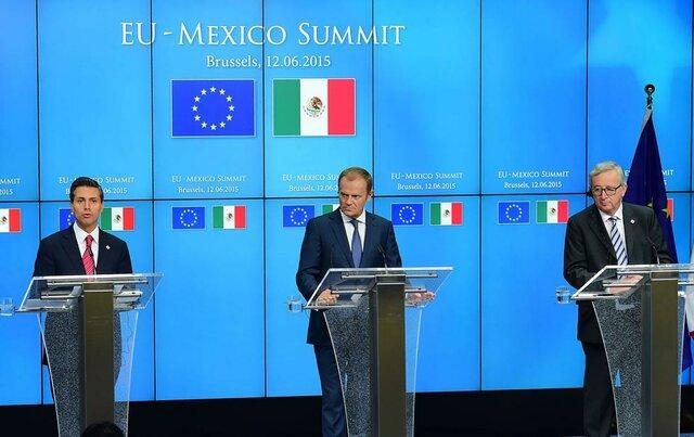 Acuerdo de Asociación Económica, Concertación Política y Cooperación México - Unión Europes