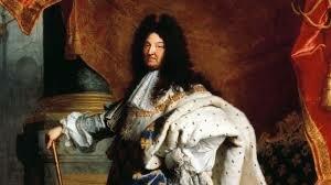 Comienza en Fracia el reinado de Luis XIV, el Rey Sol (Barroco)