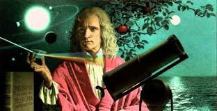 Newton enuncia sus principios matemáticos (Barroco)