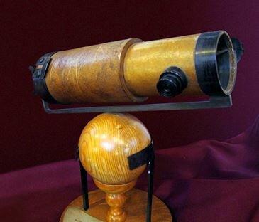 Descubrimiento del telescopio