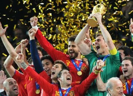 Espanya campiona del mundial