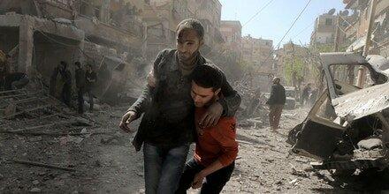 Guerra Síria
