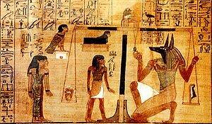 Edad antigua civilización egipcia