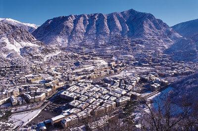 Colònies a Andorra amb la classe de sisè