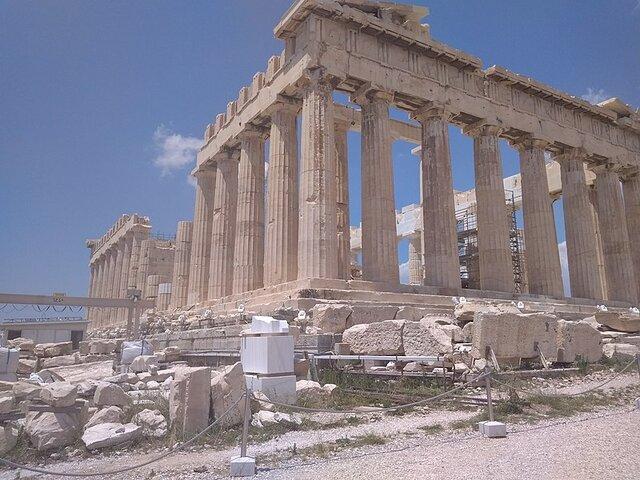 edad antigua civilización griega