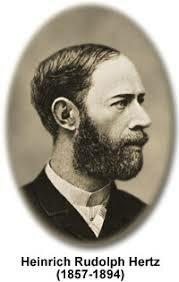 Heinrich Rudolf Herts (1857-1894)