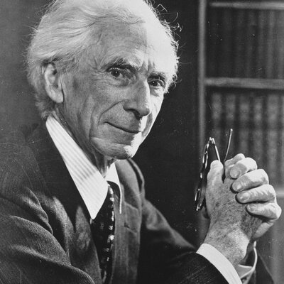 Bertrand Russell (Born 18May1872, Died 02Feb1970) timeline