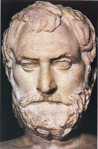 Tales de Mileto (Mileto, actual Turquía, 624 a.C.-?, 548 a.C.)