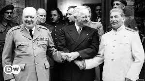 La Conferencia de Potsdam: buscando el orden de la posguerra.