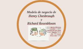 Chesbrough y Rosenbloom
