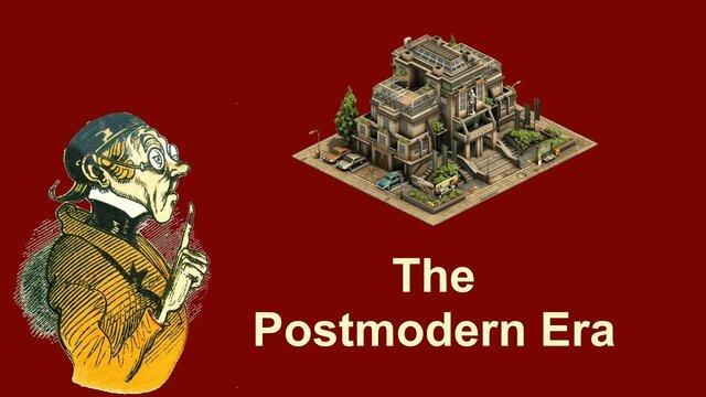 The Postmodern Period (1945–?)