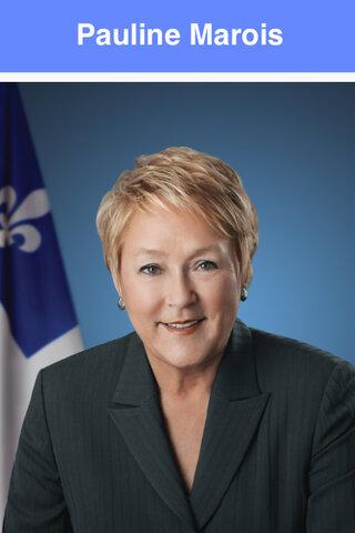 La première Première Ministre du Québec