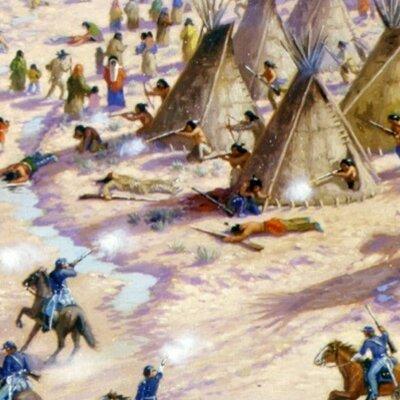 Sand Creek Massacre timeline