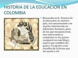REFORMA EDUCATIVA COLOMBIANA