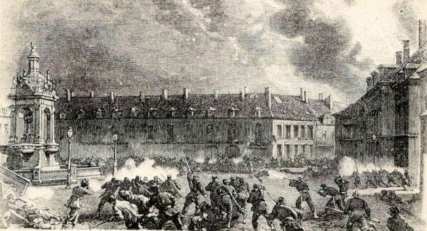 The Prussian-Franco War