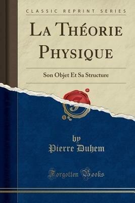 Pierre Duhem's Contributions