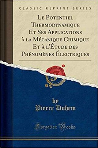 Pierre Duhem's Doctorate