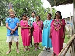 Sistema de numeración en la Amazonia