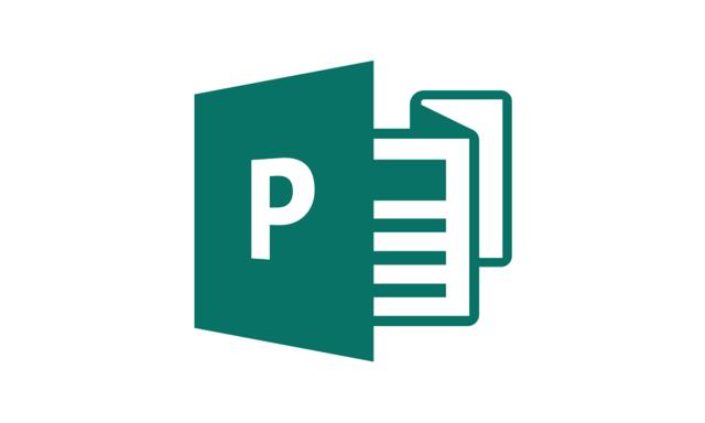 Microsoft Office Publisher 2016 (Windows 7 SP1 y superior), incluido en las versiones Standard (licencia por volumen), Professional, Professional Plus, y Office 365 (en sus dos versiones).