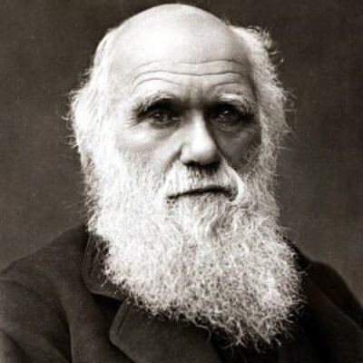 Timeline of accomplishments' of Charles Darwin by Frank J Hamill