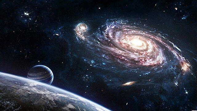 Immanuel Kant afirma correctamente que los planetas y las estrellas proceden de nubes interestelares condensadas.