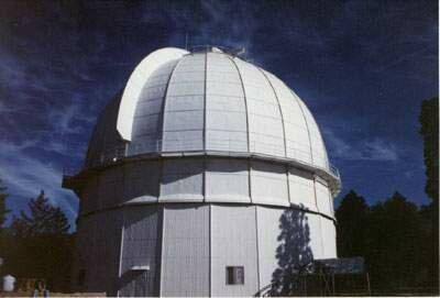 Fundación del Observatorio del Monte Wilson, California.
