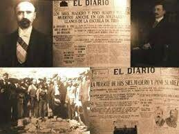 Encarcelamiento de Madero ordenado por Díaz