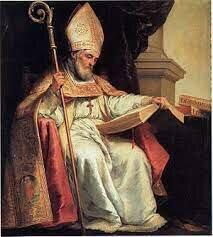 Humanismo democrático - Influencia cristiana ( Exponente San Isidoro de Sevilla)