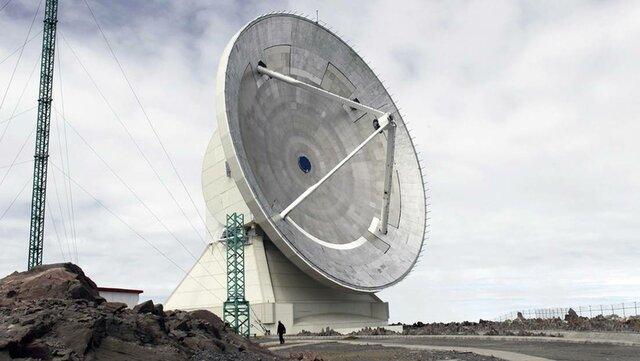 La Red Muy Grande de radiotelescopios empieza a operar en Nuevo México.