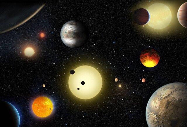 Supera el centenar el número conocido de planetas extrasolares.