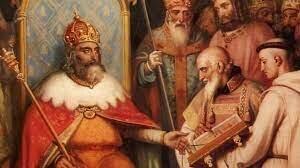 Humanismo democrático ( Edad Media)- Carlomagno