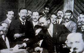 Elecciones de 1911