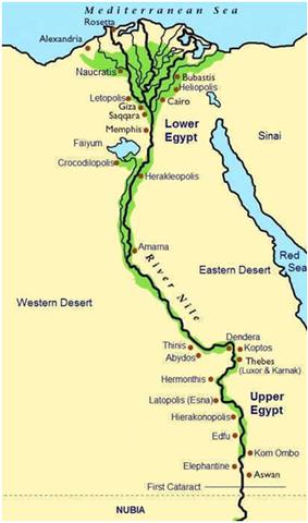 Antecedentes egipcios