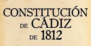 La constitución de Cadiz