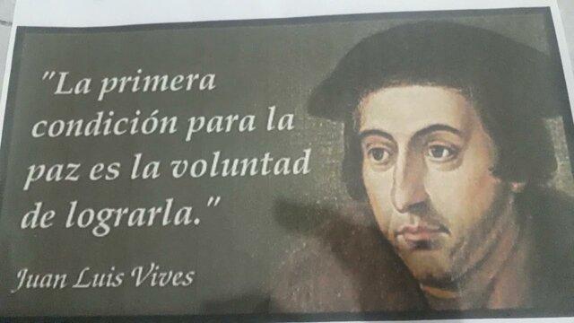 Personajes del humanismo renacentista: Luis Vives