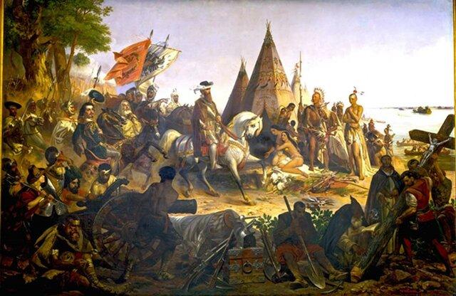 Humanismo exótico_ Siglo XIX colonización europea