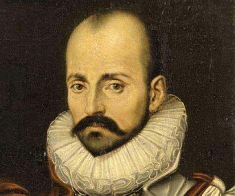 MICHEL MONTAIGNE AÑO 1533
